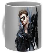 George Michael Singer Coffee Mug