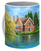 George Michaels Estate In Goring,england Coffee Mug