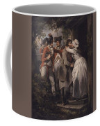 George Morland   The Deserters Farewell Coffee Mug