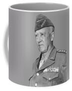 George S. Patton Coffee Mug