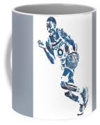 George Teague Minnesota Timberwolves Pixel Art 1 Coffee Mug