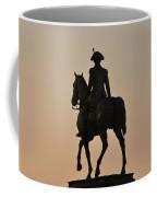 George Washington At Sunrise Coffee Mug