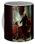George Washington Coffee Mug by Gilbert Stuart