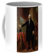 George Washington Lansdowne Portrait Coffee Mug