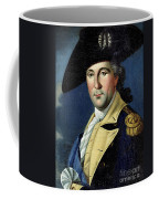 George Washington Coffee Mug by Samuel King