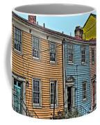 Georgetown Row Coffee Mug