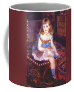 Georgette Charpentier Seated 1876 Coffee Mug