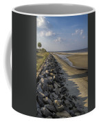 Georgia Atlantic Sea Barrier Coffee Mug