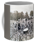 Georgia Cotton Field - C 1898 Coffee Mug