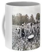Georgia Cotton Field - C 1898 Coffee Mug by International  Images