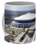 Georgia Dome In Atlanta Coffee Mug