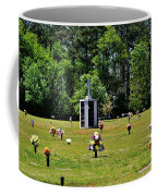 Georgia Memorial Gardens Coffee Mug