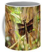 Georgia On My Mind Ray Charles Dragonfly Art Coffee Mug