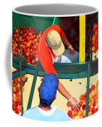 Georgia Peaches Coffee Mug