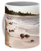 Georgian Bay Beach Coffee Mug