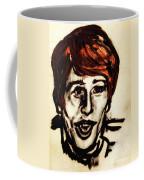 Georgie Fame Portrait Coffee Mug