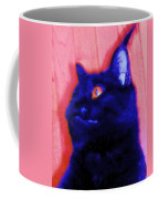 Gepetto The Cat Godzilla Coffee Mug