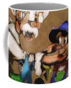 Geppetto And Pinochio Coffee Mug