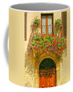 Gerani Coloriti Coffee Mug