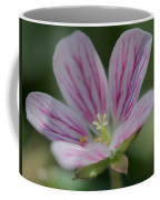 Geranium Detail 3 Coffee Mug