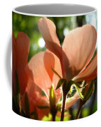 Geranium Joy Coffee Mug