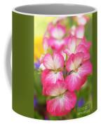 Geraniums On A Brilliant Summer Day Coffee Mug