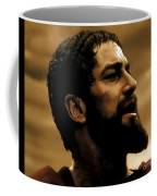 Gerard Butler  In 300 Coffee Mug