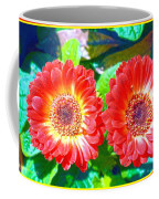 Gerbera Couple Coffee Mug