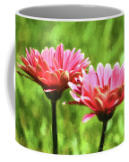 Gerbera Daisies To Brighten Your Day Coffee Mug
