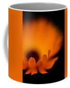 Gerbera Fire Coffee Mug
