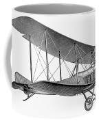German Airplane, 1913 Coffee Mug