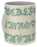 German Arabesque  Coffee Mug