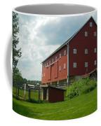 Historic German Bank Barn - Maryland Coffee Mug