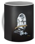 German Helmet Coffee Mug