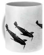 German Messerschmitt Fighter Planes. For Licensing Requests Visit Granger.com Coffee Mug by Granger
