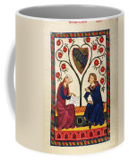 German Minnesinger 14th C - To License For Professional Use Visit Granger.com Coffee Mug