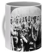 German Prisoners Of War Coffee Mug