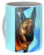 German Sheppard  Coffee Mug