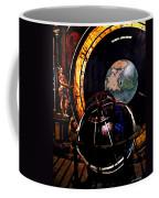 German World Atlas Coffee Mug