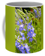Germander Speedwell Coffee Mug