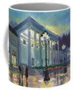 Germany Baden-baden Casino Coffee Mug