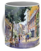 Germany Baden-baden Lange Strasse Coffee Mug