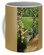 Germany Baden-baden Rosengarten  Coffee Mug