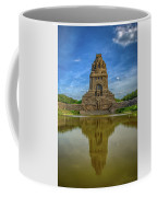 Germany - Monument To The Battle Of The Nations In Leipzig, Saxony Coffee Mug