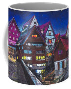 Germany Ulm Fischer Viertel Coffee Mug