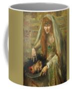 Gertrud Eysoldt As Salome Coffee Mug