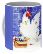 Gertrude Decorating Coffee Mug
