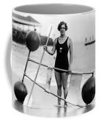 Gertrude Ederle (1906-2003) Coffee Mug