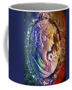 Gertrude's Cameo Coffee Mug by Al Matra