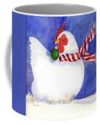 Gertrude's Scarf Coffee Mug